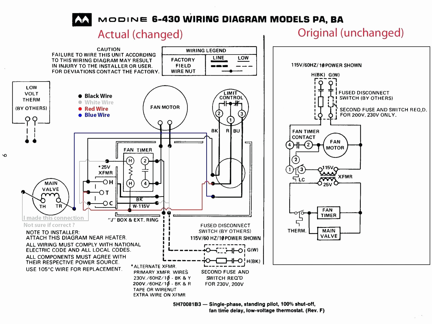 honeywell fan limit switch wiring diagram Collection-Ceiling Fan Installation Red Wire Luxury Honeywell Fan Limit Switch Wiring Diagram App A Light Control 11-e