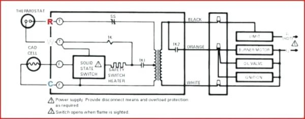 honeywell r8184g4009 wiring diagram sample