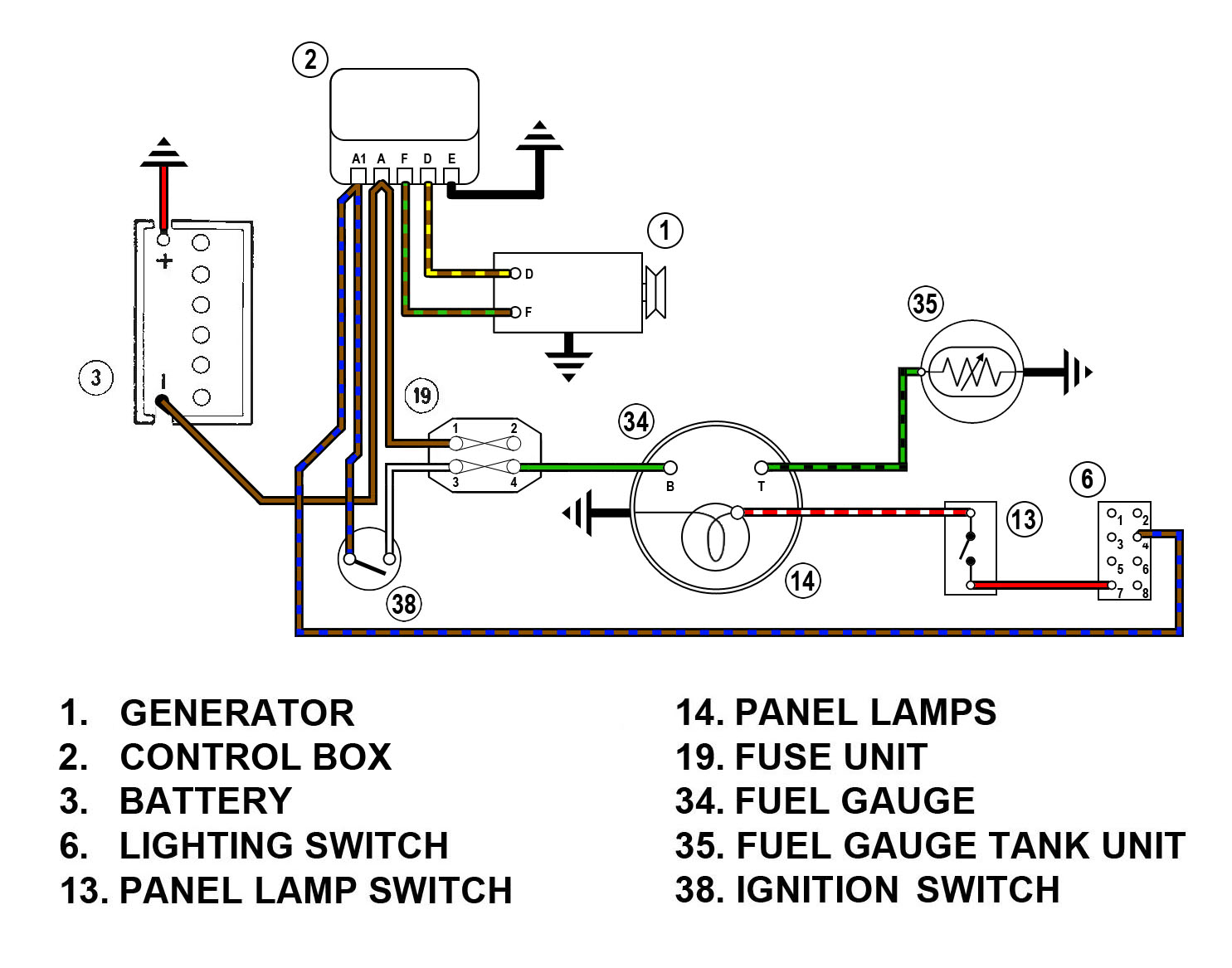 Honeywell T651a3018 Wiring Diagram Gallery Sample Prestige Download Luxury Equus Fuel Gauge