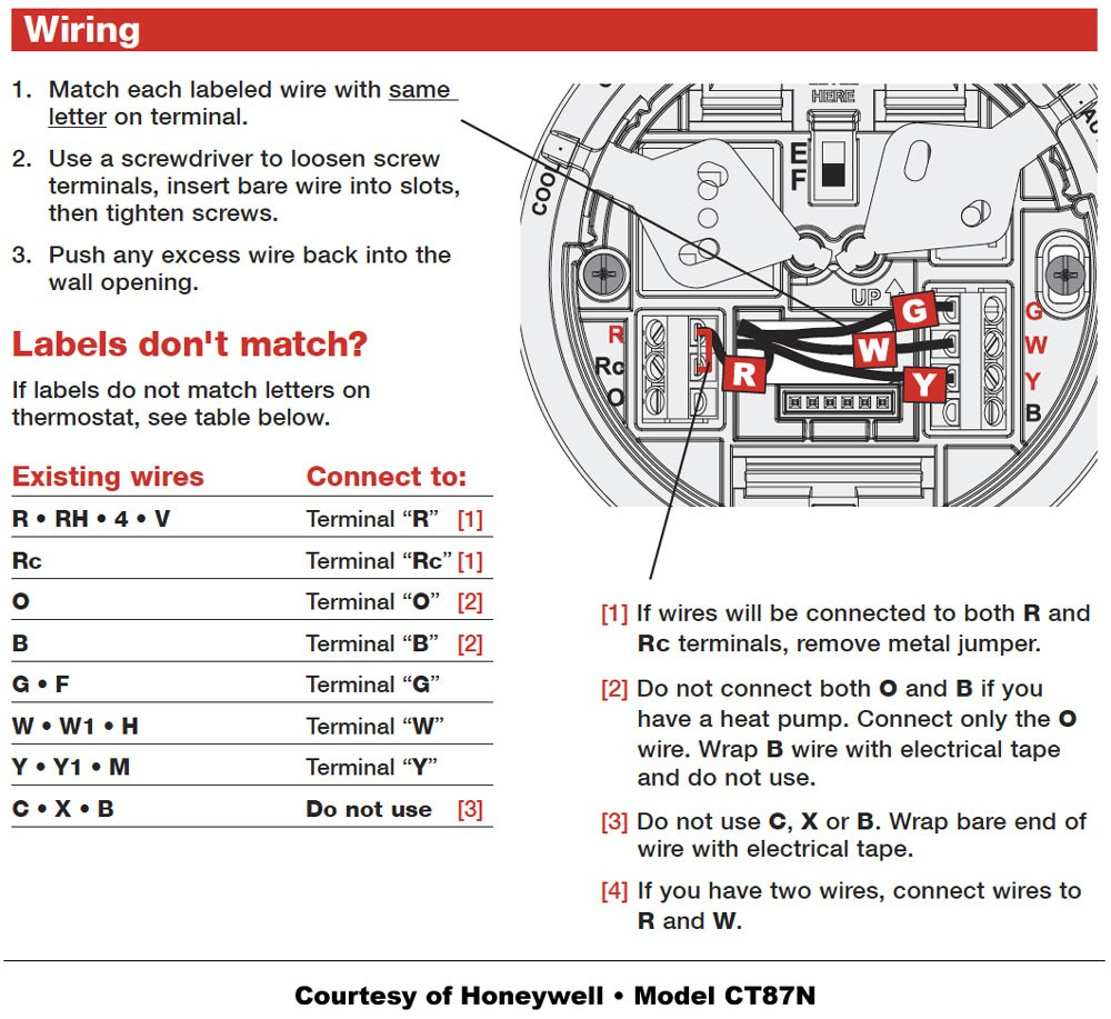 Honeywell Thermostat Ct87n Wiring Diagram Gallery Round Pics Detail Name