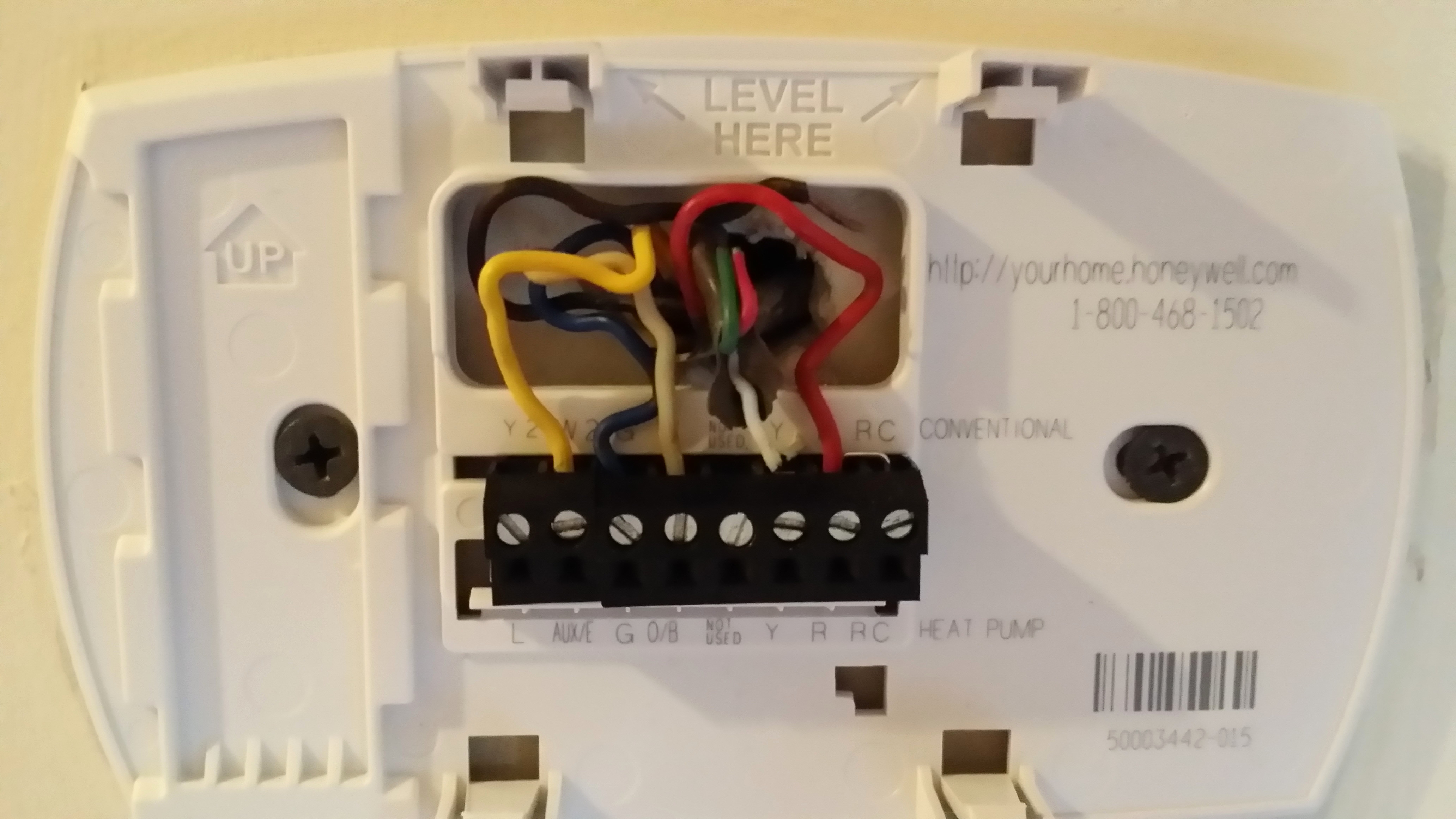 honeywell thermostat wiring diagram Collection-Honeywell Rth111 Thermostat Wiring Diagram Throughout 14-l