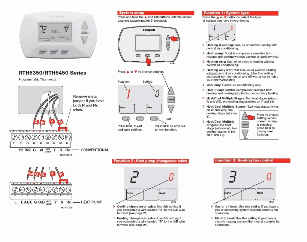 honeywell thermostat wiring diagram Download-Honeywell Thermostat Wiring Diagrams Inspirational Honeywell V4043iring Diagram Thermostat Diagrams And Great Download 5-m