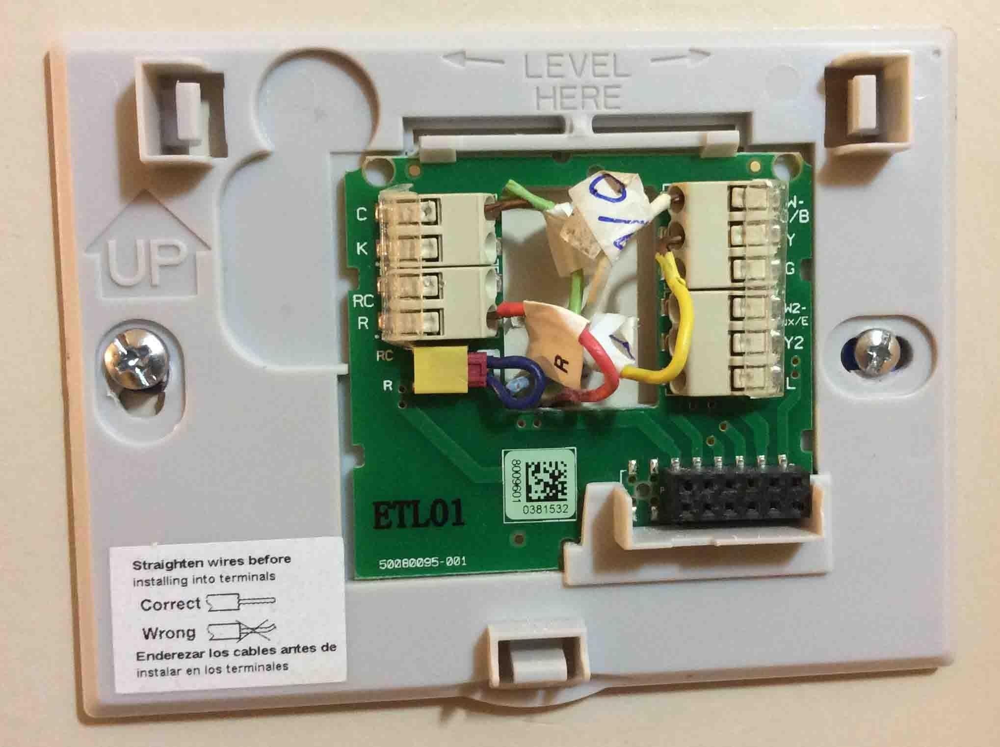honeywell wifi smart thermostat wiring diagram sample wiring rh faceitsalon com honeywell wifi thermostat wiring video wiring honeywell thermostat wifi