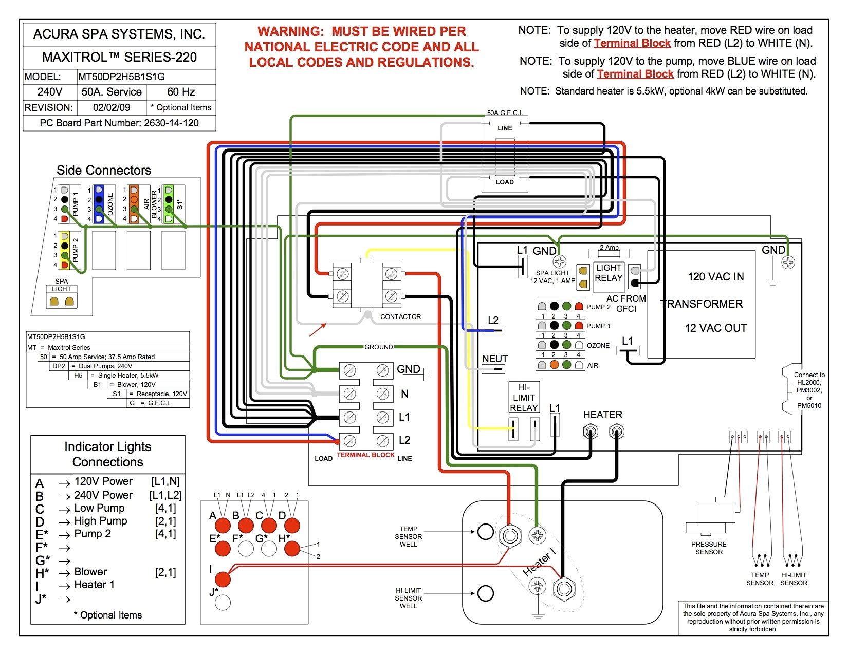 Hot Springs Hot Tub Wiring Diagram - Hot Tub Wire Diagram Fresh Car  Advanced Spa Wiring
