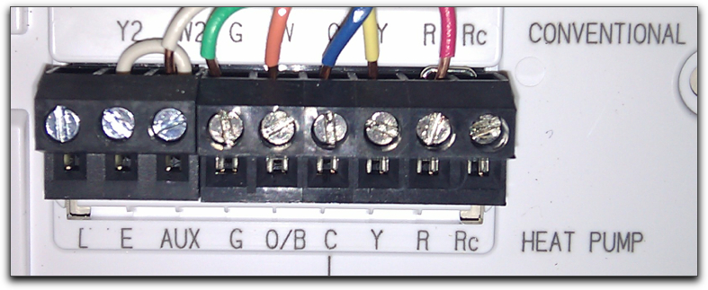 hvac thermostat wiring diagram Download-How to identify your thermostat wires 13-b