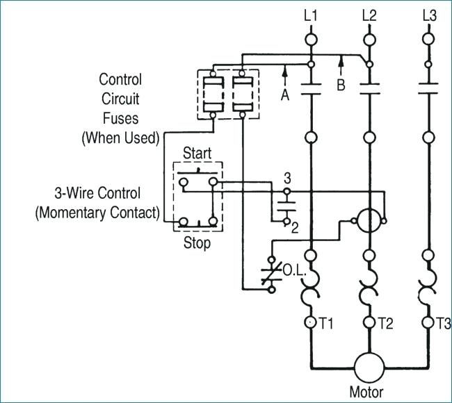 iec motor starter wiring diagram Collection-iec contactor wiring diagram copy wonderful 3 pole contactor wiring rh luciddreamingday 20-r