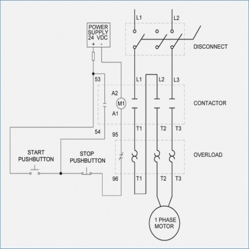 Iec Motor Starter Wiring Diagram - Wiring Diagram for Magnetic Motor Starter Inside Iec Motor Starter Size 500 X 500 Px source 5q