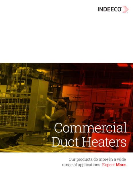 indeeco duct heater wiring diagram Download-C10 20 5 Duct Heater Catalog 20-r