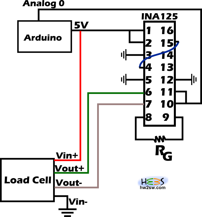 interface load cell wiring diagram Download-Load Cell Wiring Diagram Lovely Magnificent 4 Wire Load Cell Wiring Electrical Circuit 9-s