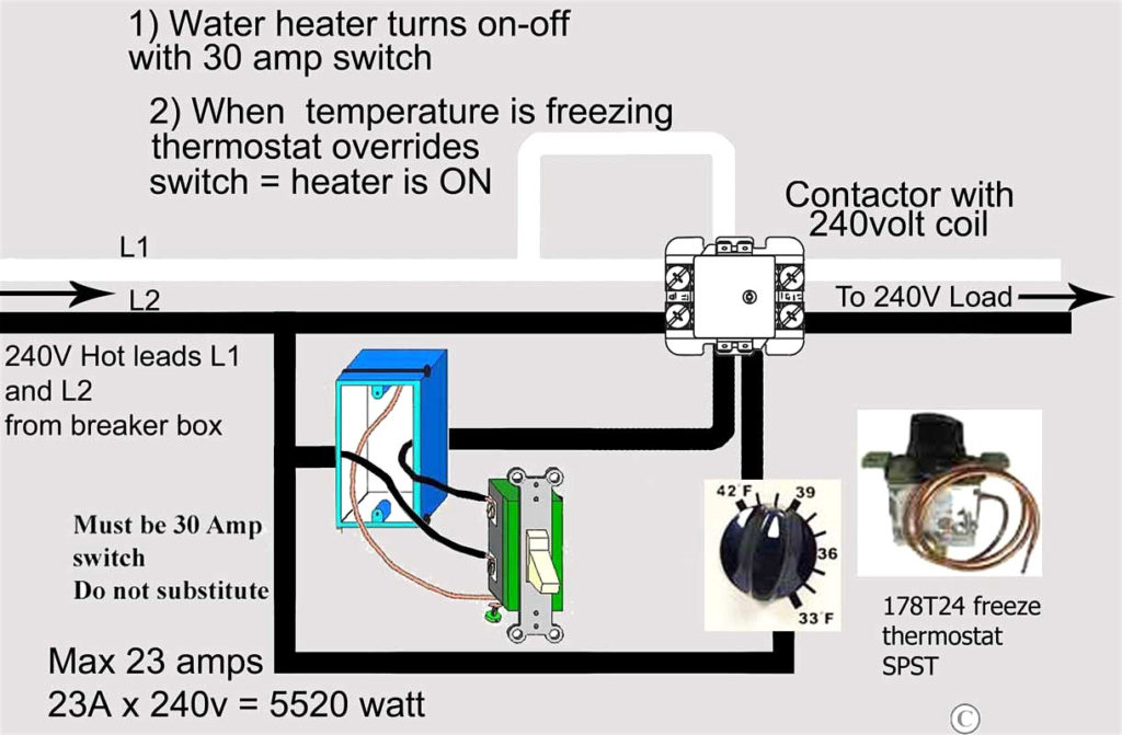 intermatic 240v timer wiring diagram sample wiring