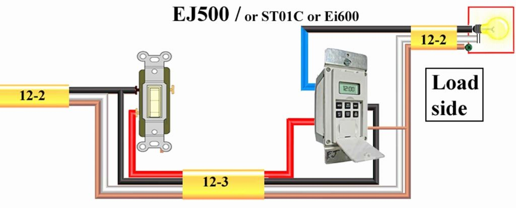 intermatic ej500 wiring diagram Download-Size of Wiring Diagram Leviton Timer Switch Wiring Diagram Luxury How To Wire Ej500 7-p
