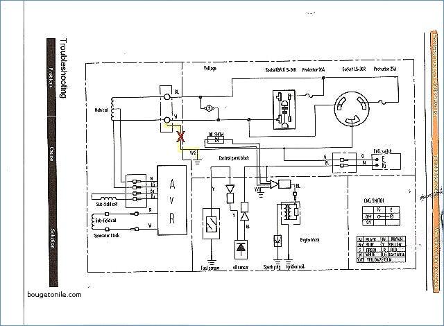 inverter generator wiring diagram Download-Stunning Portable Generator Wiring Diagram s Everything You 7-b