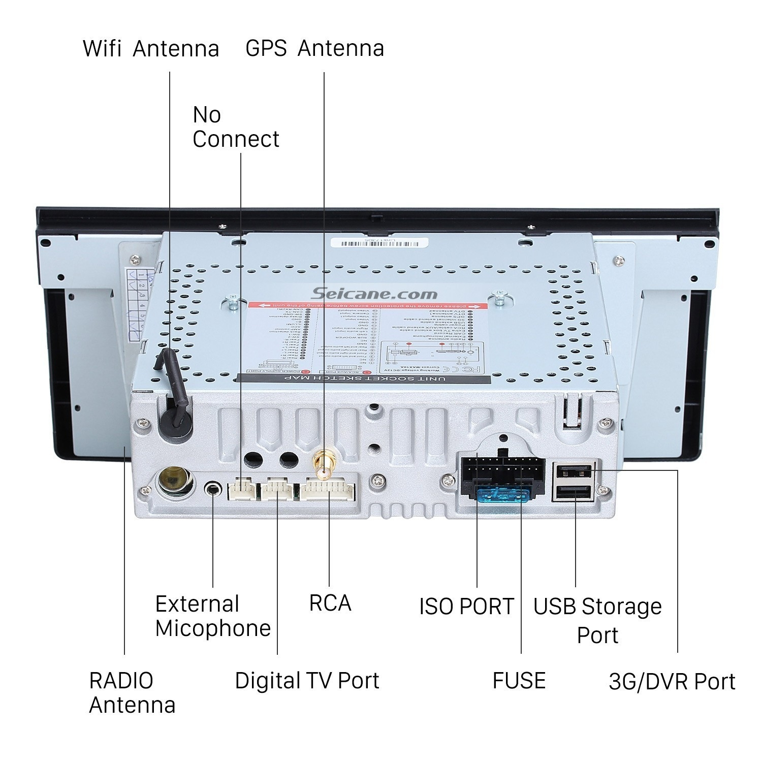 jaguar radio wiring diagram Collection-jaguar wiring diagram Car Stereo Wiring Diagram Unique Cheap All In e android 6 0 2-o