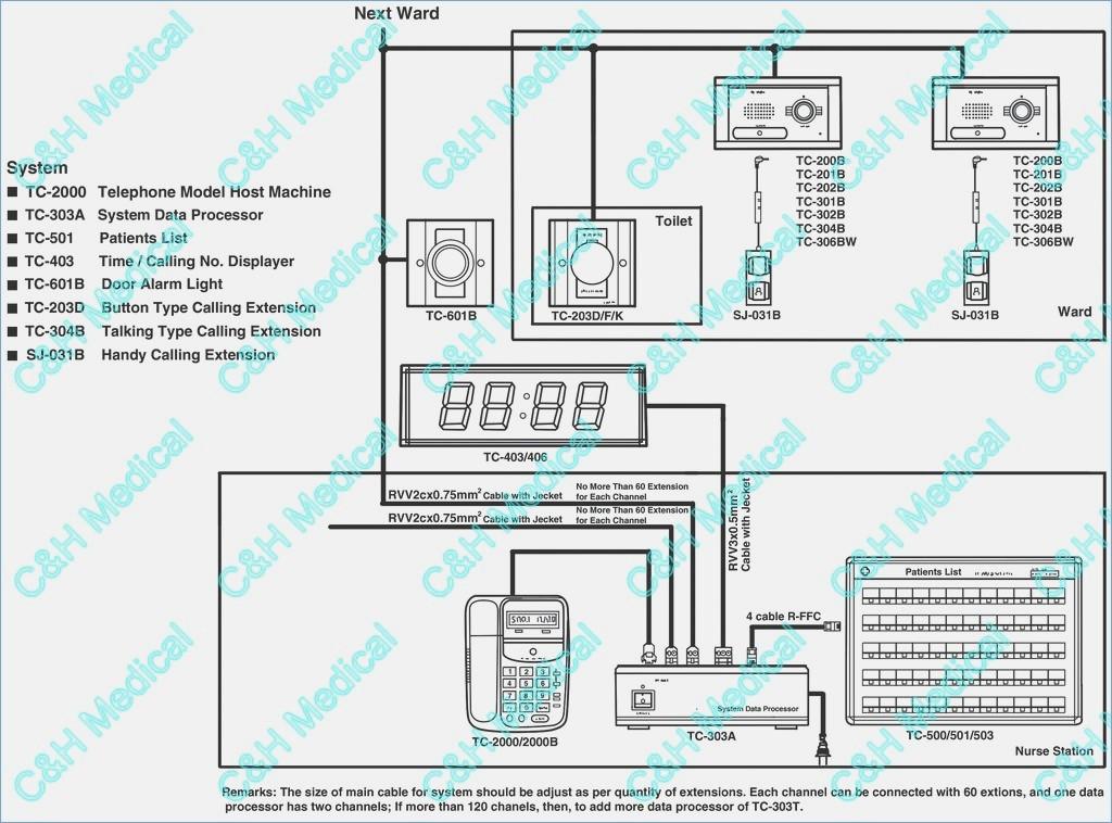 jeron intercom wiring diagram Download-Jeron Inter Wiring Diagram Elegant Famous Nurse Call Wiring Diagram Ideas Electrical Diagram Ideas 2-r