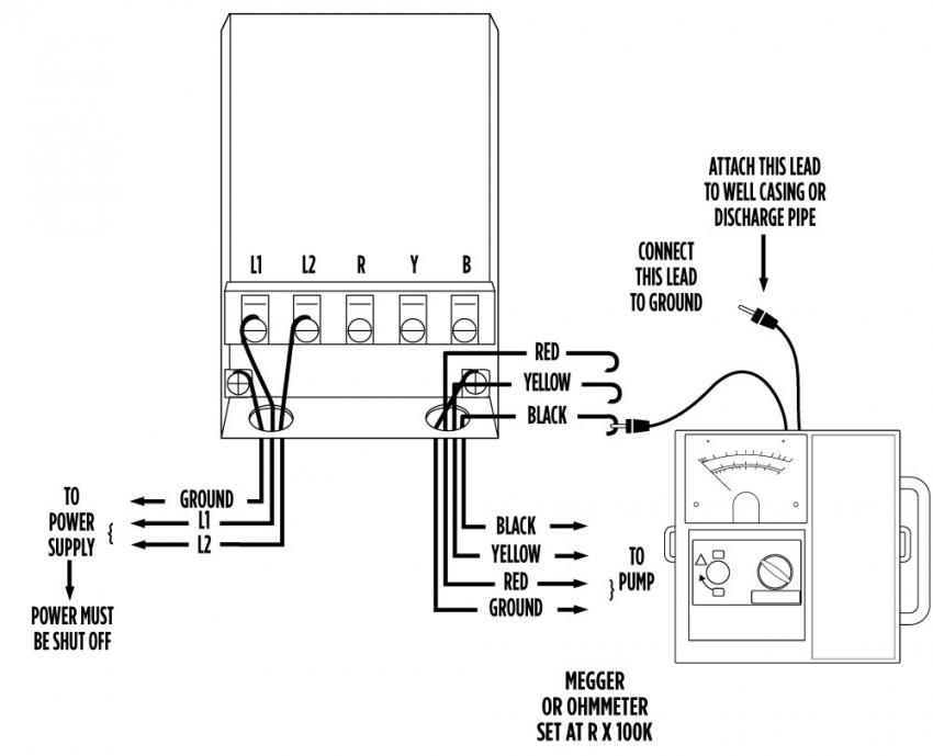 jet pump pressure switch wiring diagram Download-In Well Pump Pressure Switch Wiring Diagram 10-k