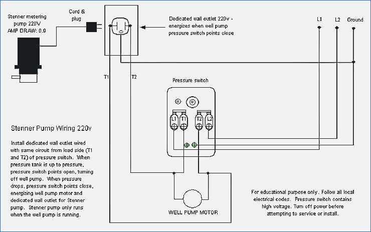 jet pump pressure switch wiring diagram Collection-Well Pump Control Box Wiring Diagram – davidbolton 17-t