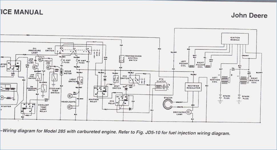 john deere x320 wiring diagram Collection-John Deere X320 Wiring Diagram Luxury John Deere La105 Wiring Diagram – Smartproxyfo 15-r
