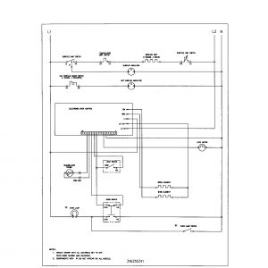 kenmore electric range wiring diagram Download-Wiring Diagram for Kenmore Electric Range Best Whirlpool Fefl88acc Electric Range Timer Stove Clocks and Entrancing 17-g