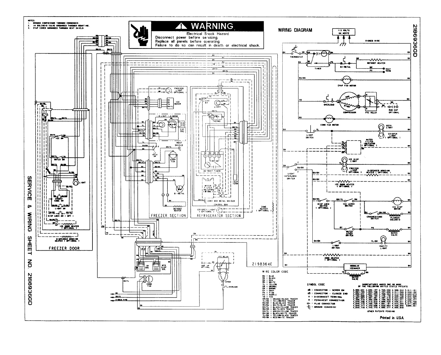 kenmore refrigerator wiring diagram Download-Generous Kenmore Refrigerator  Wiring Diagram Contemporary Best Elite 11-. DOWNLOAD. Wiring Diagram ...