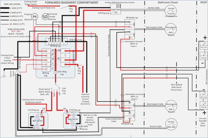 keystone rv wiring diagram Collection-2005 Keystone Cougar Wiring Diagram Electrical Drawing Rh G News Co Rv Trailer Cable Tv 7-b