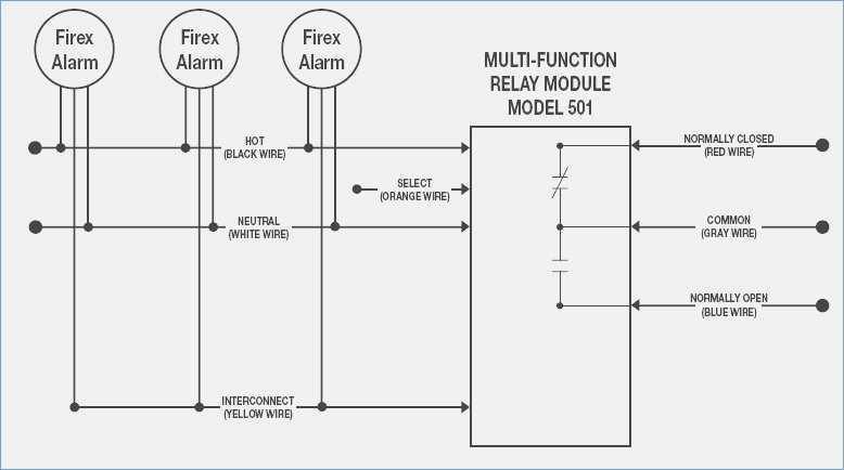 Kidde Sm120x Relay Wiring Diagram Collection