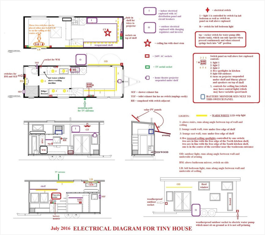 kitchen electrical wiring diagram Collection-Kitchen Tube Light Fresh 56 Fresh Kitchen Electrical Wiring Diagram 14-p