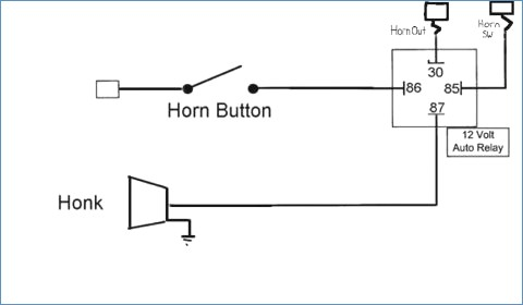 kleinn air horn wiring diagram Download-Air Horn Wiring Diagram Hella Dixie Kleinn Hadley O D Full Retract 9-a