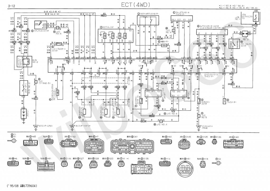 kohler wiring diagram sample