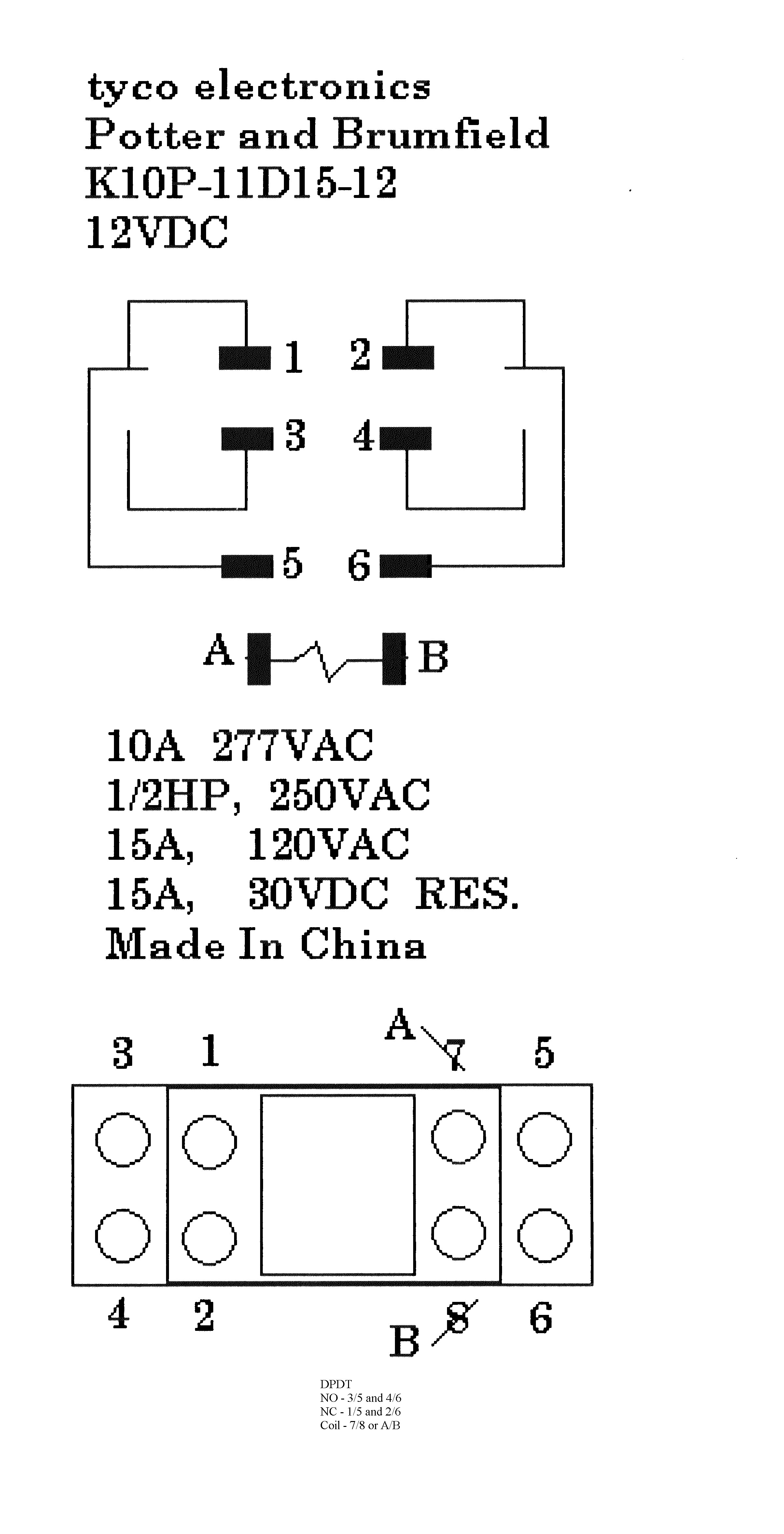 krpa 11ag 120 wiring diagram Download-Tyco Relay Wiring Diagram Save Krpa 11ag 120 Wiring Diagram 14-a