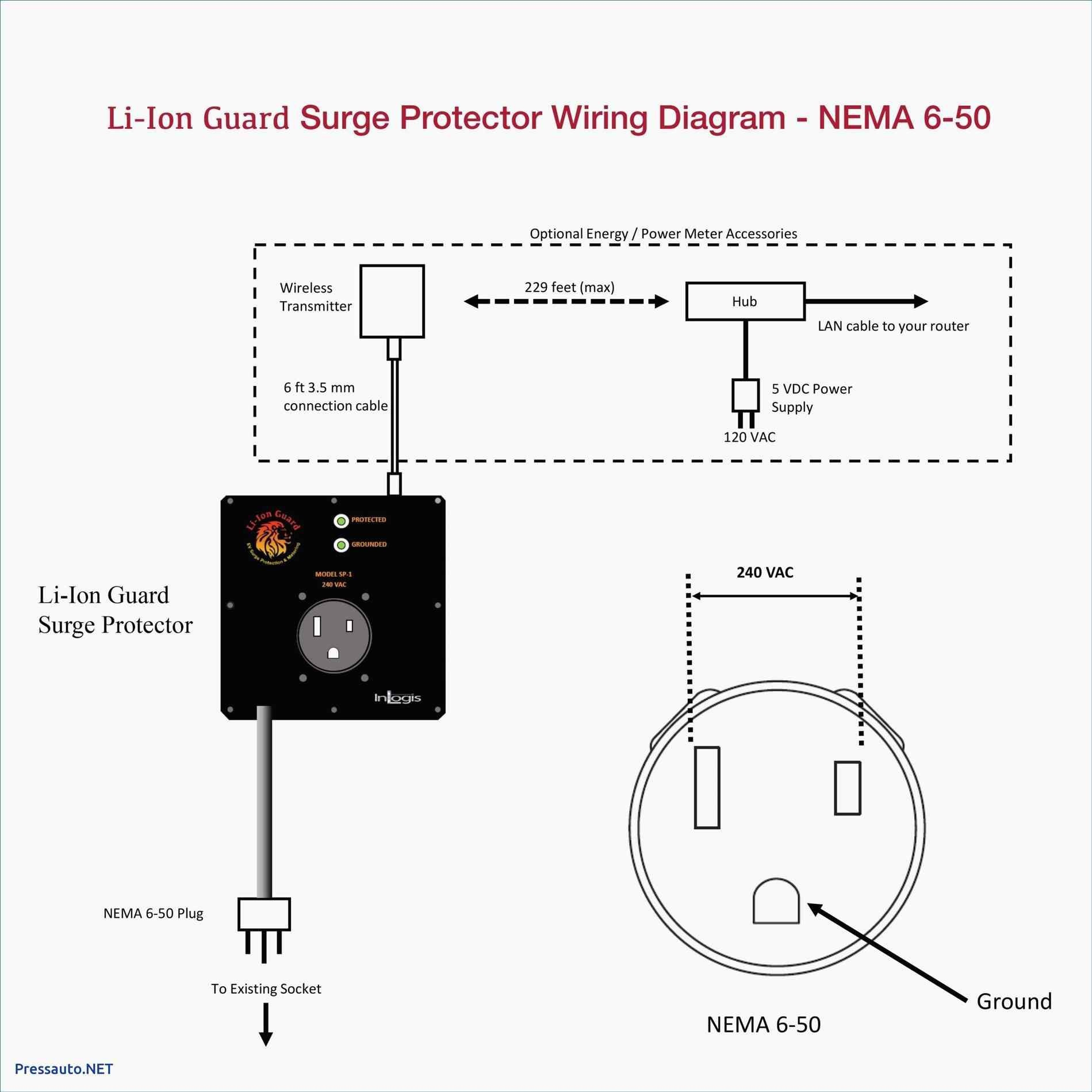 l14 30r wiring diagram Collection-L14 30 Wiring Diagram Lovely Nema Fresh 3 Prong Plug 20-h