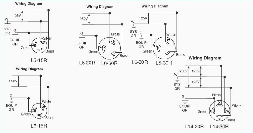 l21 30r wiring diagram Download-Nema Wiring Diagrams Gallery 13-c