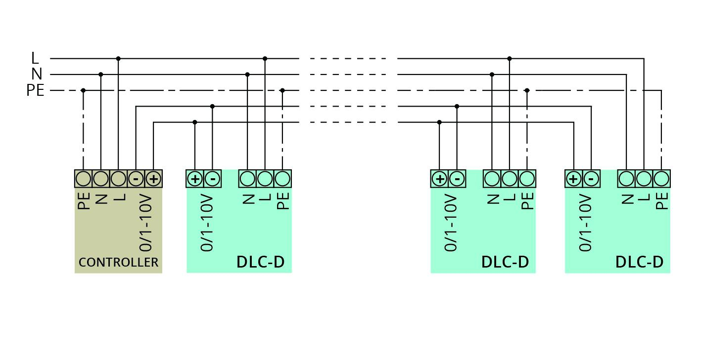 led driver wiring diagram Download-1 10v Dimmer 0 Analogic Dimming With f Feature Switch Wiring Circuit 3-i