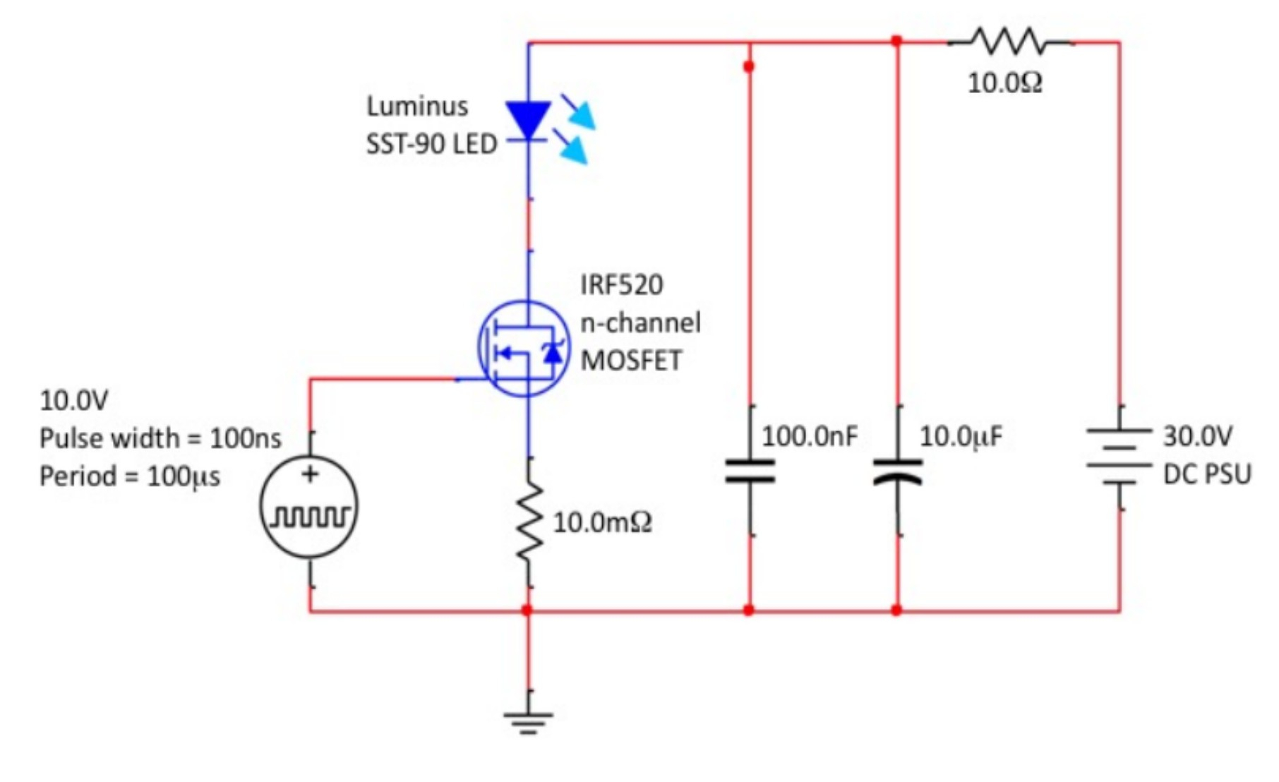 led driver wiring diagram Download-Led Driver Circuit Diagram Inspirational Led Lamp with Sleep Timer Make Wiring Diagram Ponents 15-p
