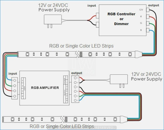 led flasher wiring diagram Collection-Magnificent Led Wiring Diagram 12v Contemporary Electrical 17-f
