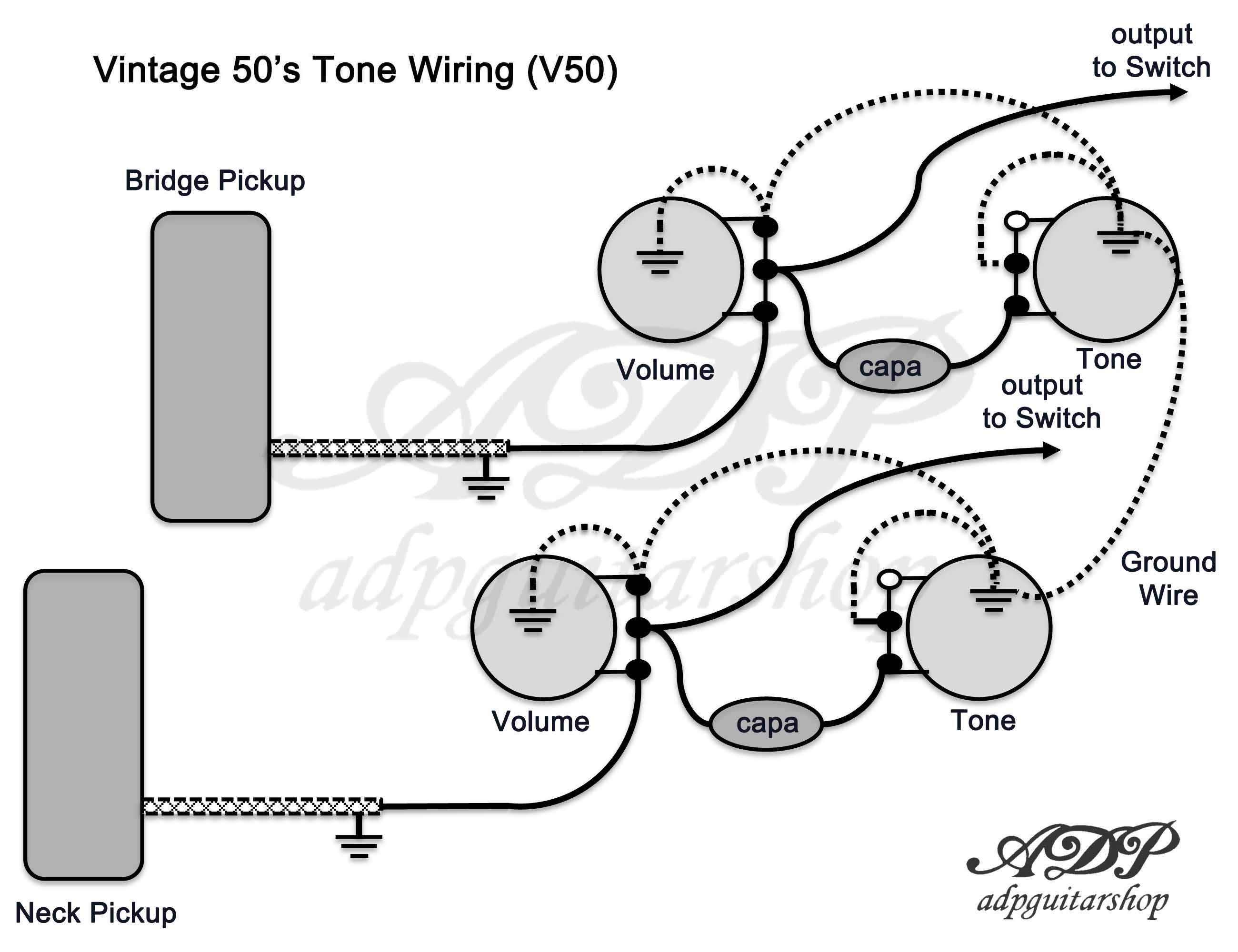 Les Paul Wiring Options - Wiring Diagrams • Diy Guitar Wiring Diagrams on diy basic wiring, cisco diagrams, diy air conditioning, electrical connections diagrams, diy power supply diagrams, diy engine, electrical circuit diagrams, diy blueprints, turbo installation diagrams, diy wiring outlets, kawasaki electrical diagrams, vertical can pump diagrams, light switch diagrams, diy wiring and electrical code, diy lights, pinout diagrams, car repair diagrams, diy clutch, diy wiring projects, diy drawings,