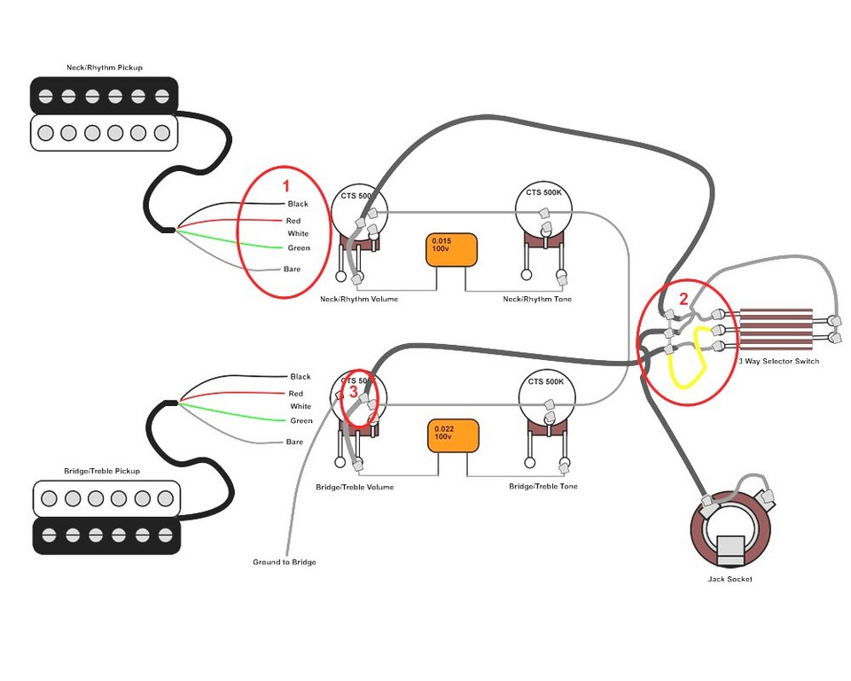 les paul standard wiring diagram download