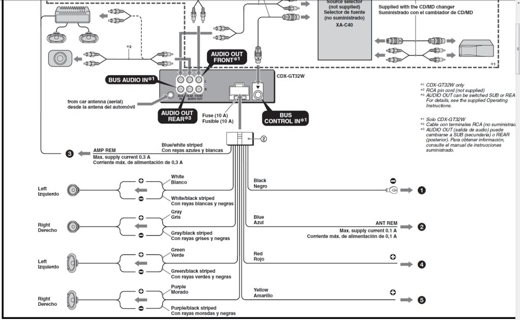 lexus stereo wiring diagram collection