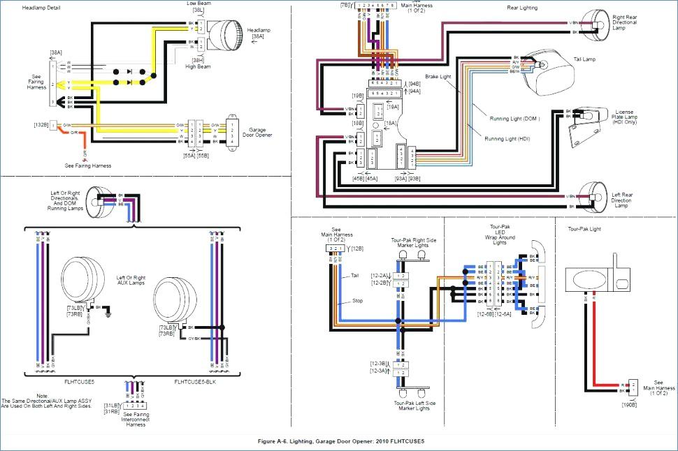 Wiring Diagram For Harley Davidson Garage Door Opener Book Diagram