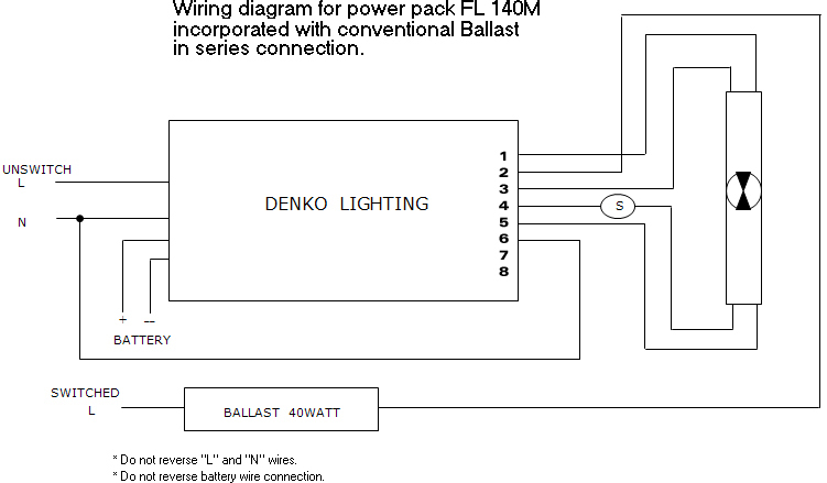 lithonia lighting wiring diagram Download-Denko Lighting Pte Ltd Fl 120m Fl 140m Conventional SaveEnlarge · Wiring Diagrams 5-f