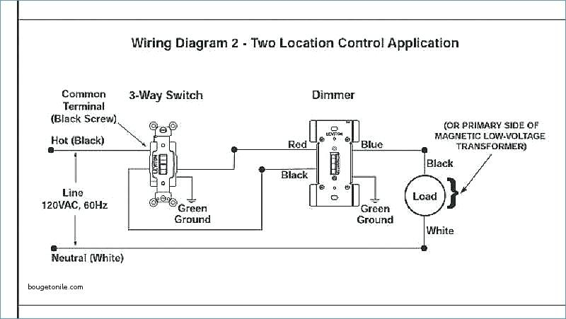 Lutron 3 Way Dimmer Wiring Diagram Gallery | Wiring Diagram Sample on