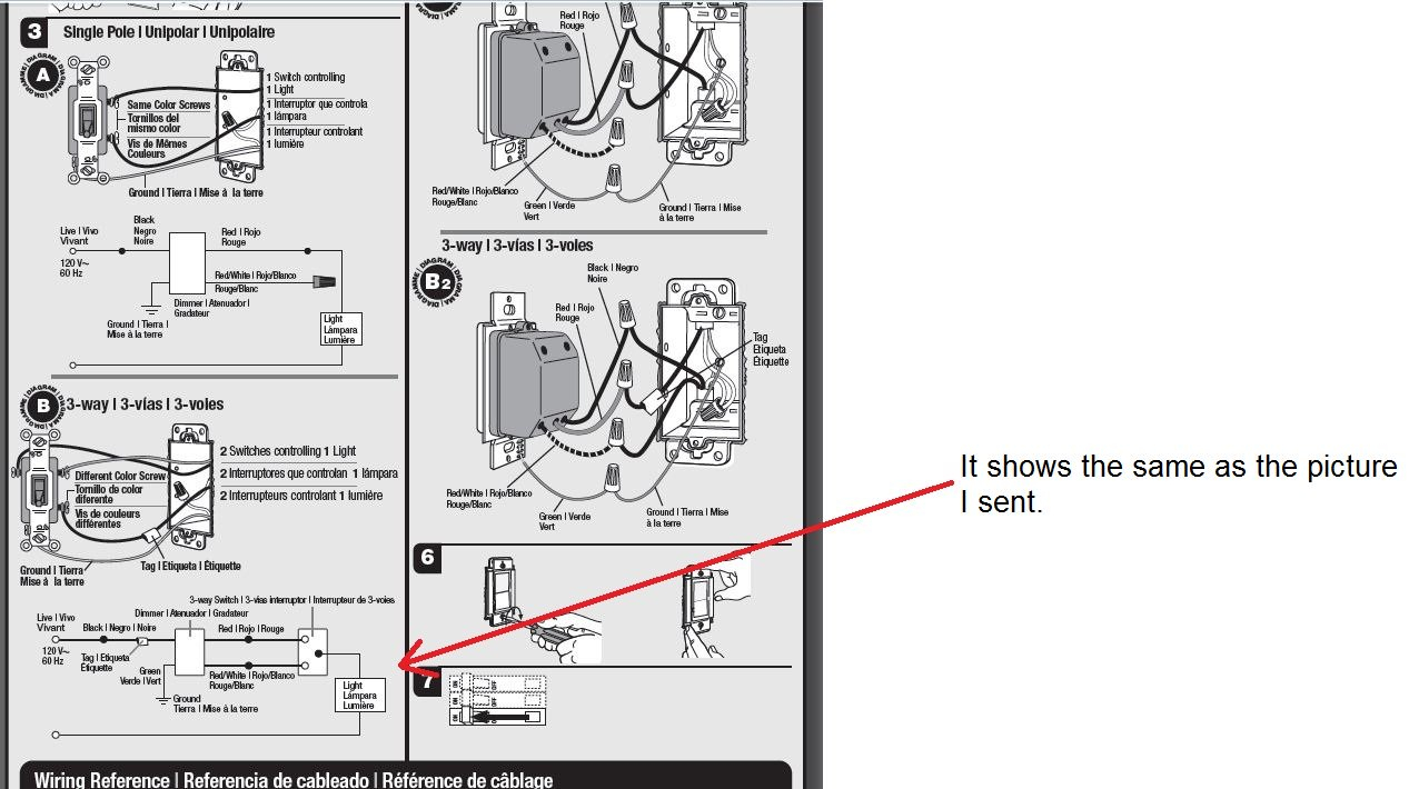 Lutron Dimmer Switch Wiring Diagram 3 Way Switch Schematic ...