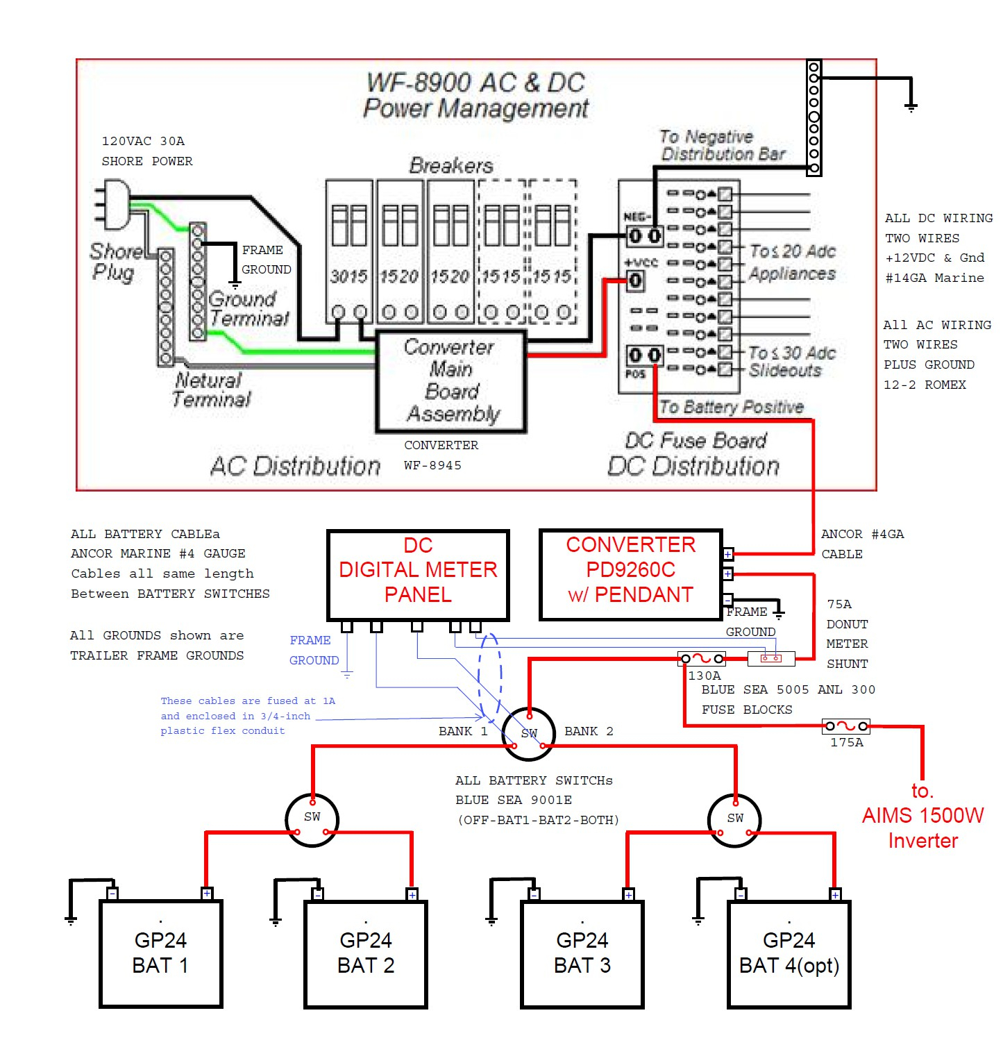 magnetek power converter 6345 wiring diagram Download-Luxury Progressive  Dynamics Power Converter Wiring Diagram Wiring