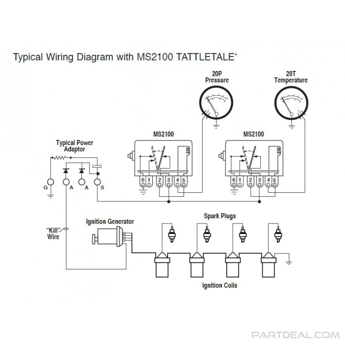 magnetic switch wiring diagram Collection-Murphy Multi Purpose Tattletale Magnetic Switch 9-n