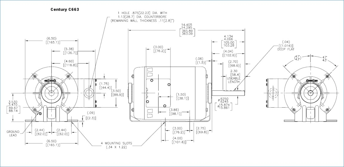 marathon electric wiring diagram