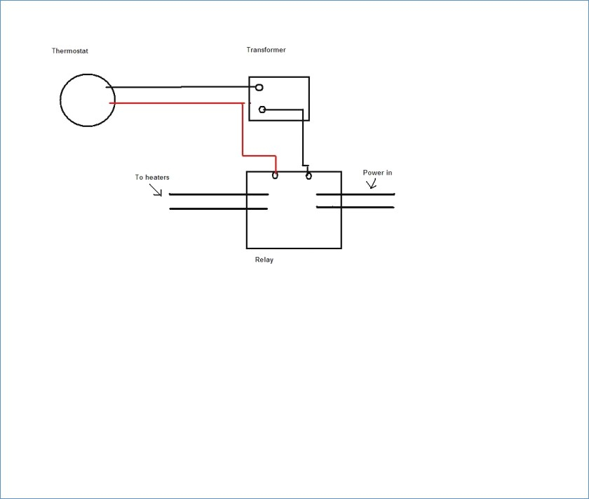 marley baseboard heater wiring diagram Collection-Mesmerizing Marley Heaters Wiring diagram Gallery Best Image 6-e