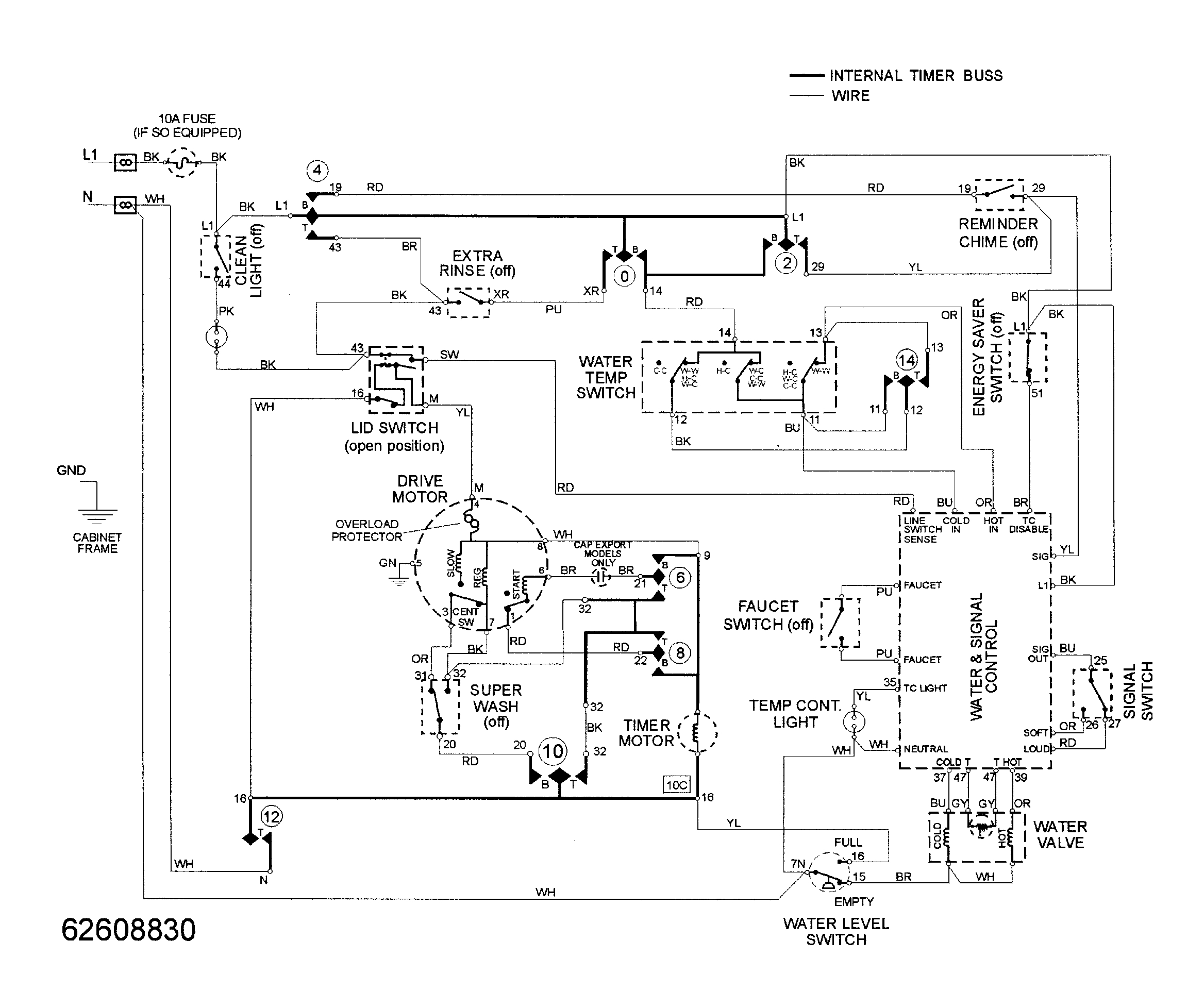 Maytag Centennial Washer Wiring Diagram Collection Download M 11 A