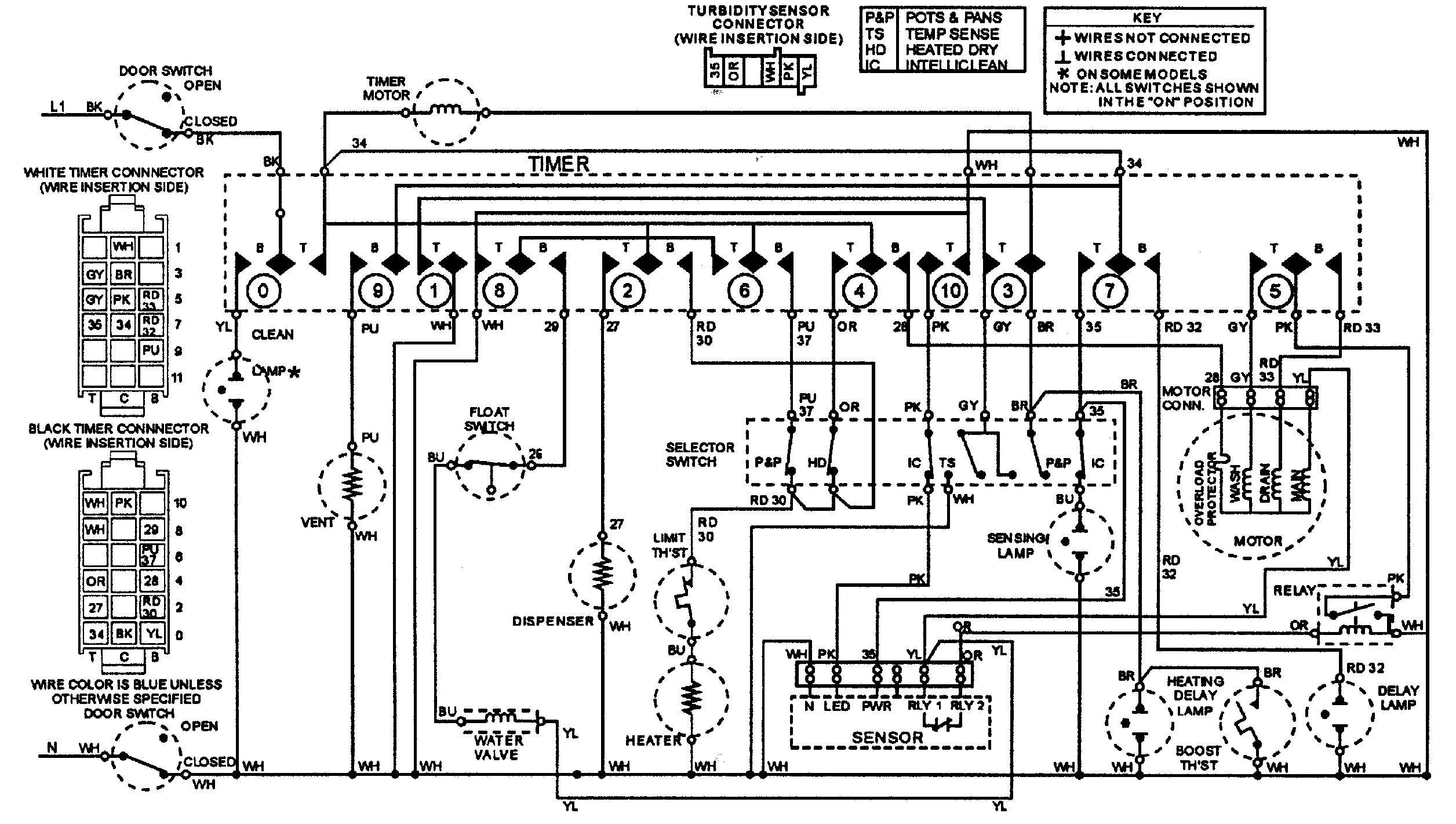 Diode Circuit Diagrams For Maytag Dishwasher - Car Wiring Diagrams ...