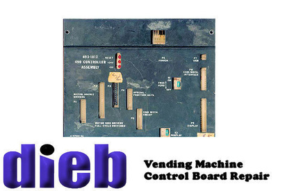 mei bill acceptor wiring diagram Download-Dieb Repairs the Rowe 4900 Controller Multi board 490 1856 14-j
