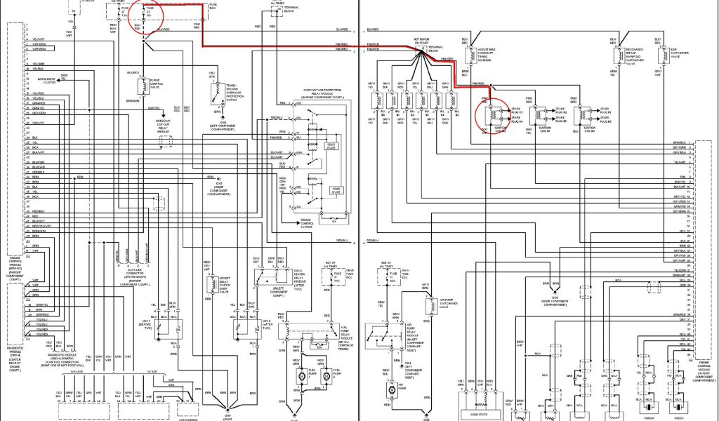 Mercedes Sprinter Wiring Diagram Pdf Sample Wiring