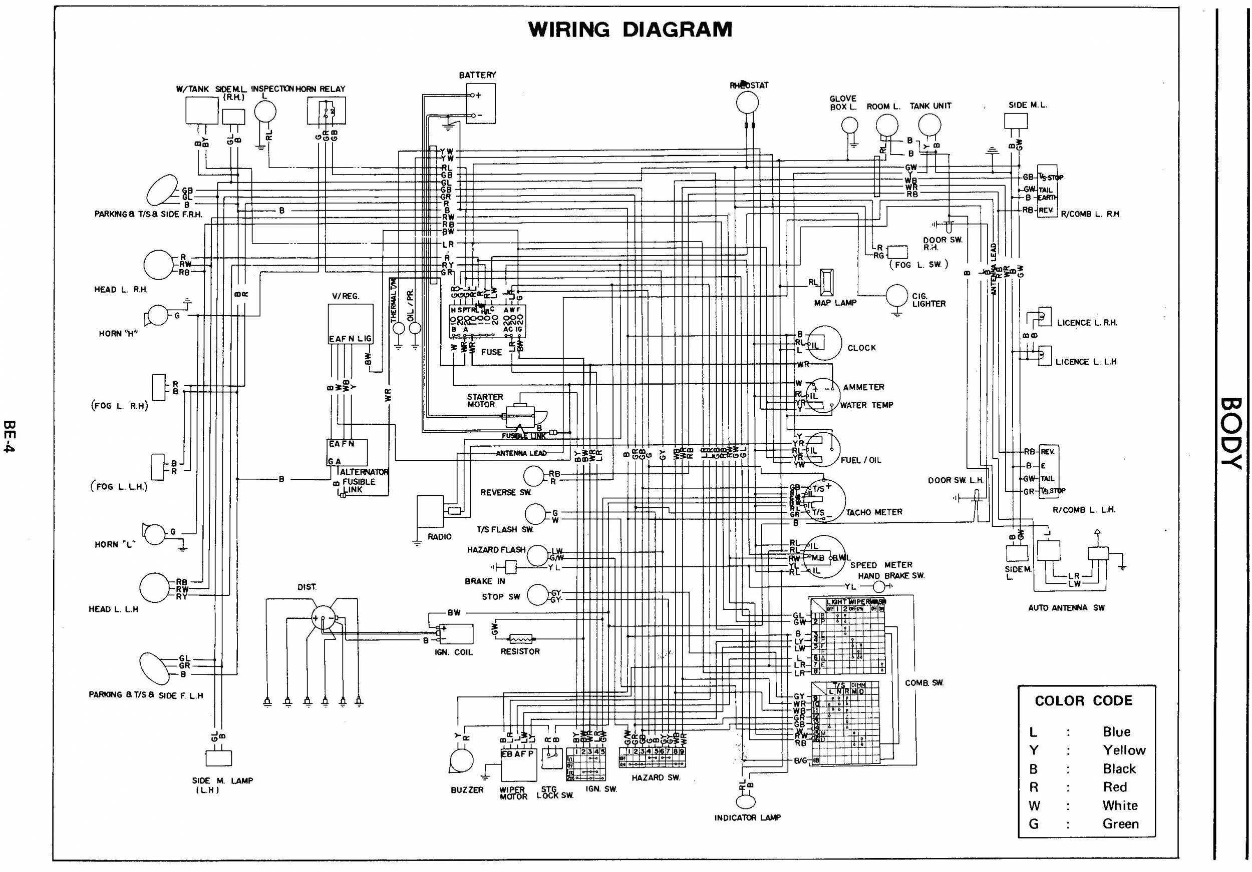 Wiring Diagram For Mercedes Benz W124 - Wiring Diagram Srconds on